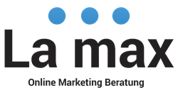 Webdesign and Search Engines Optimization Bali Logo La max