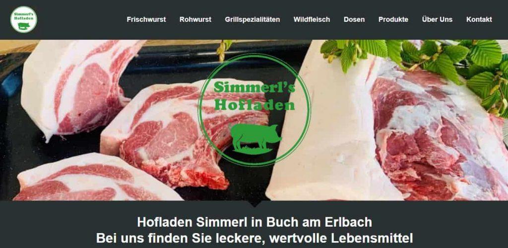 Reviews Webdesign Bali Hofladen Simmerl