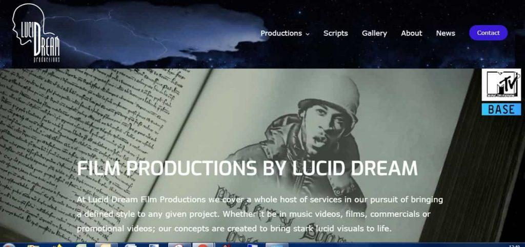 Reviews Webdesign SEO Bali Lucid Dream Films