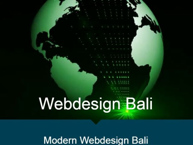 refresh website - web design bali one pager
