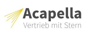 Acapella Vertriebsagentur